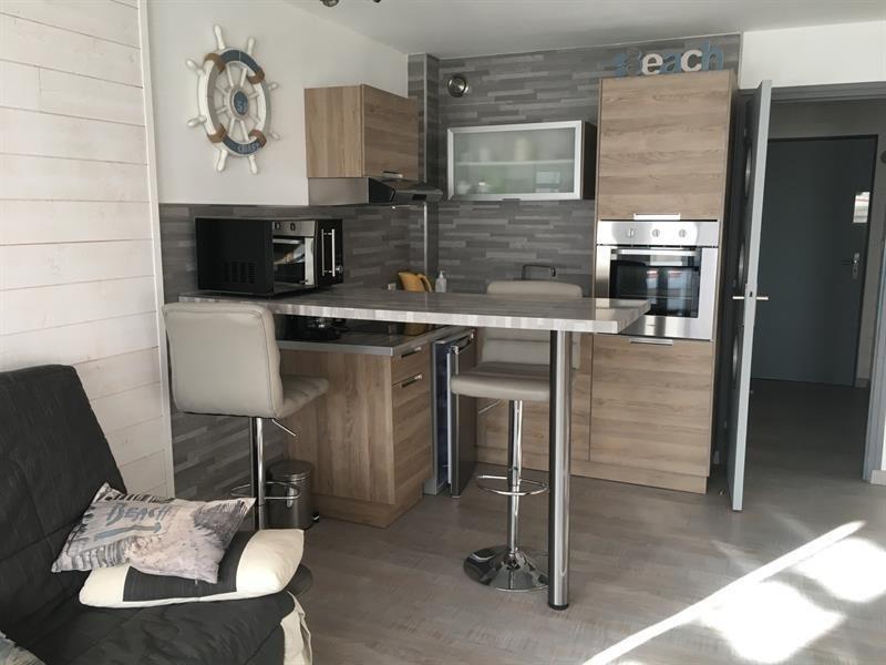 Location vacances Fort-Mahon-Plage -  Appartement - 2 personnes - Télévision - Photo N° 1