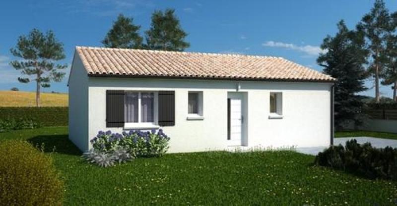 Maison  3 pièces + Terrain 500 m² Salles par Priméa GIRONDE