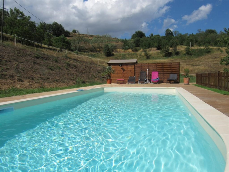 Holiday rentals Colombier-le-Vieux - House - 8 persons - BBQ - Photo N° 1