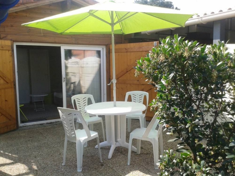 Location vacances Capbreton -  Maison - 3 personnes - Barbecue - Photo N° 1