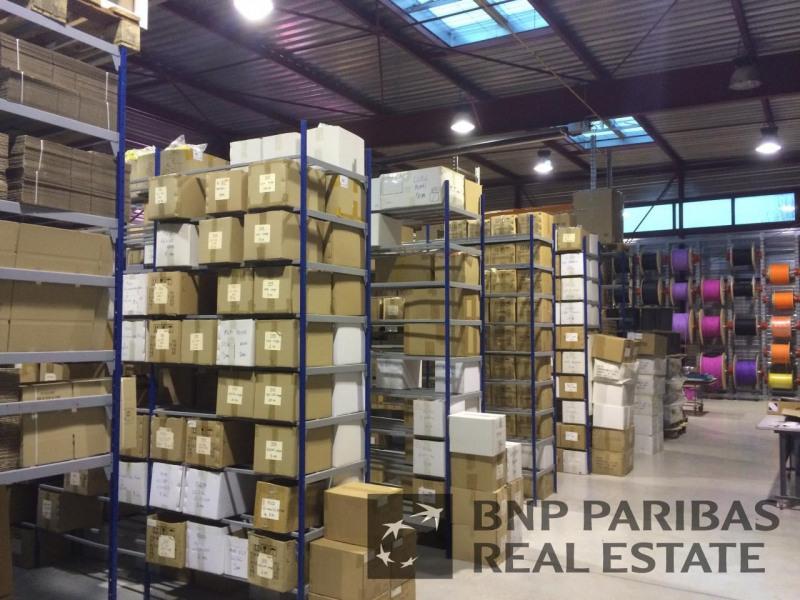 Location Local d'activités / Entrepôt Montévrain