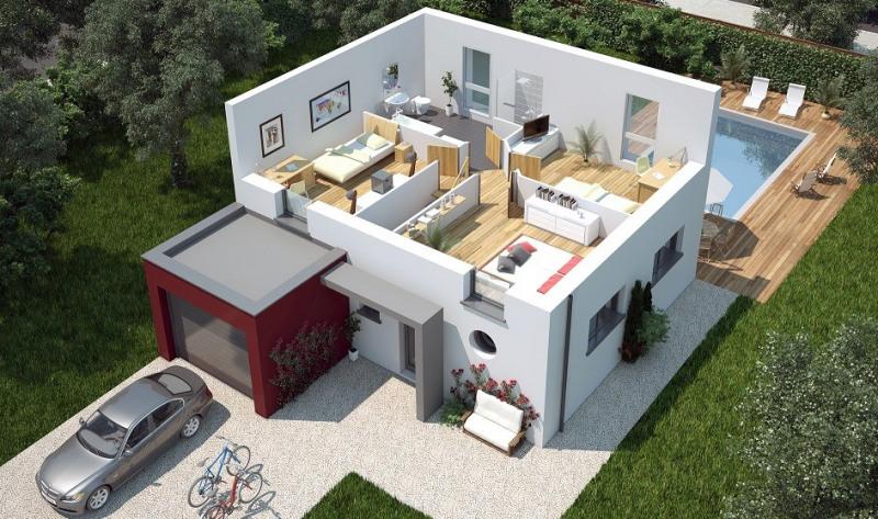 Maison  5 pièces + Terrain Schweighouse-sur-Moder par SOCIETE MAISONS HANAU