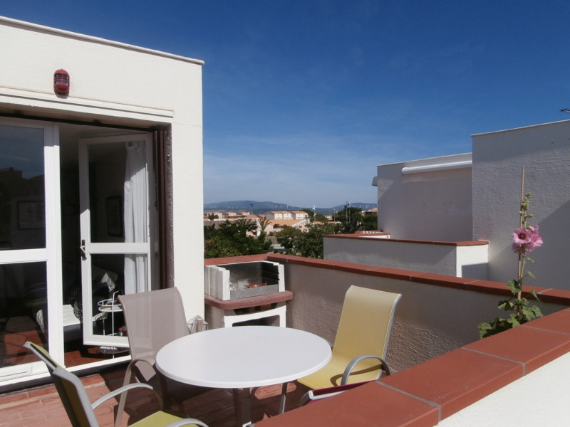 Holiday rentals Le Barcarès - Apartment - 3 persons - Washing machine - Photo N° 1