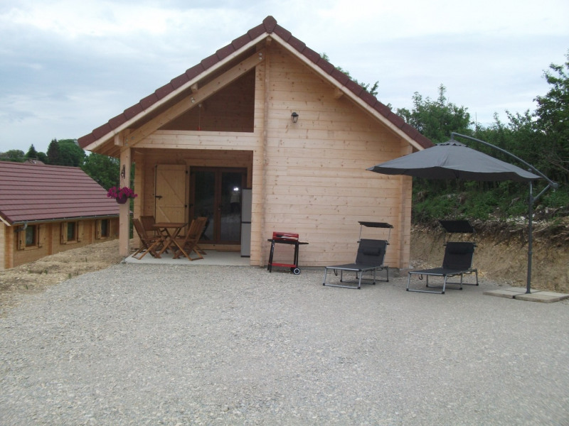Location vacances Patornay -  Gite - 4 personnes - Barbecue - Photo N° 1