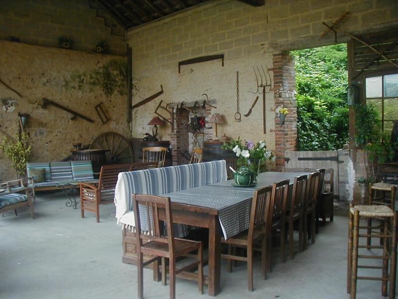 Ferienwohnungen La Celle-Saint-Cyr - Hütte - 12 Personen - Grill - Foto Nr. 1