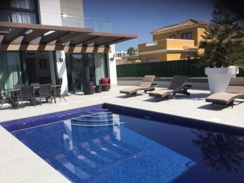 Ferienwohnungen Guardamar del Segura - Haus - 6 Personen - Liegestuhl - Foto Nr. 1