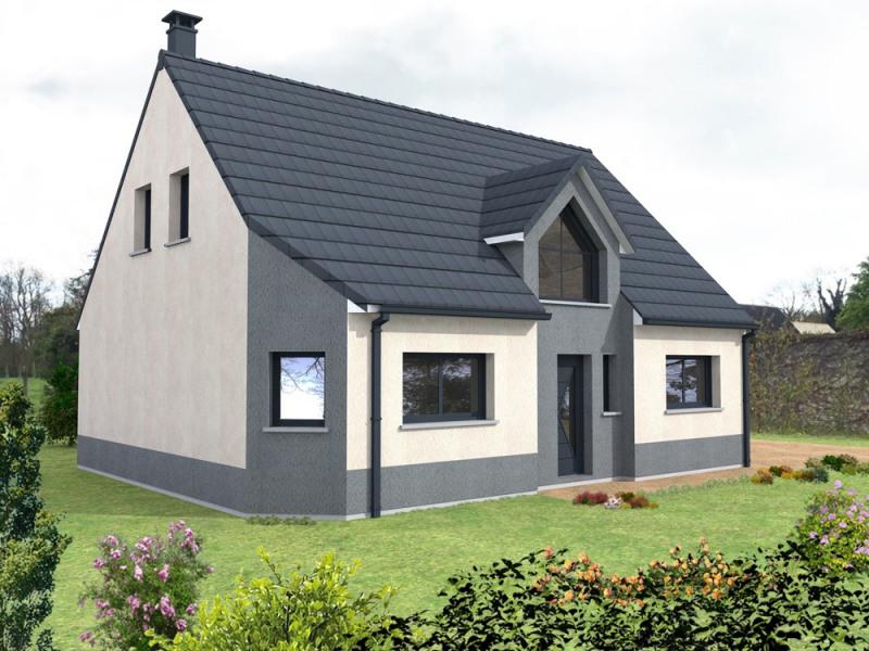 Maison  5 pièces + Terrain Oneux par Maisons Arlogis Normandie