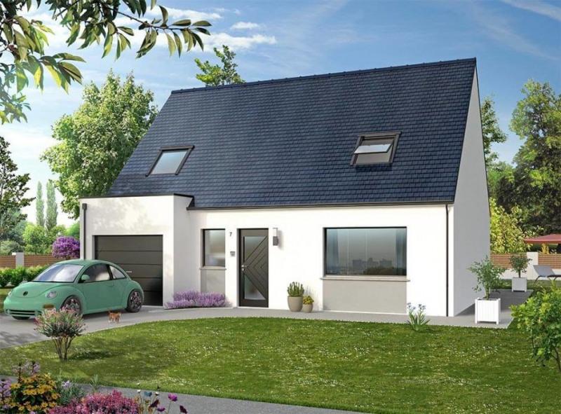 Maison  5 pièces + Terrain 800 m² Le Bosc-Roger-en-Roumois par MAISONS D'EN FRANCE