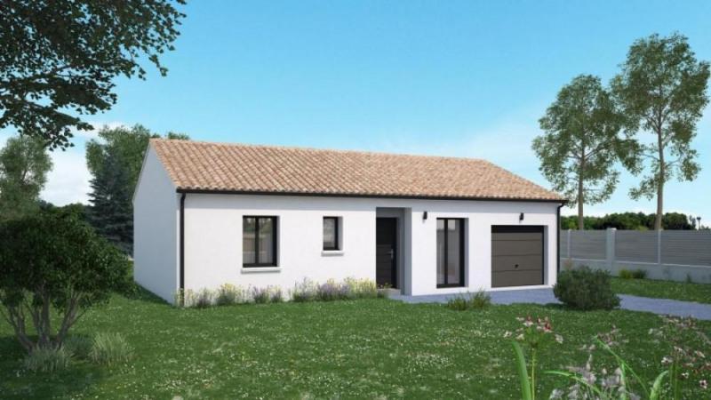 Maison  3 pièces + Terrain 643 m² Chaudron-en-Mauges par maisons ERICLOR
