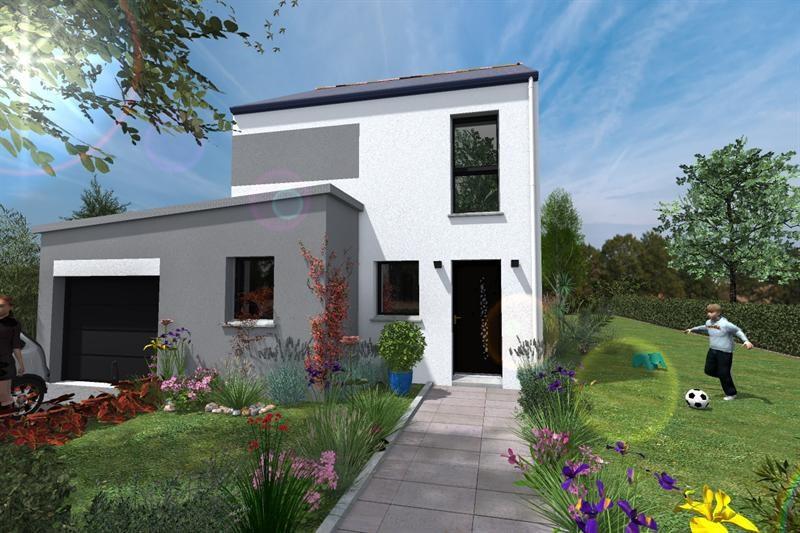 Maison  5 pièces + Terrain 290 m² Sautron (44880) par ESPACE HABITAT