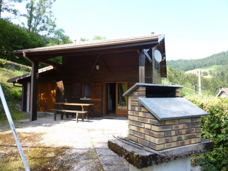 Location vacances Ventron -  Gite - 5 personnes - Barbecue - Photo N° 1