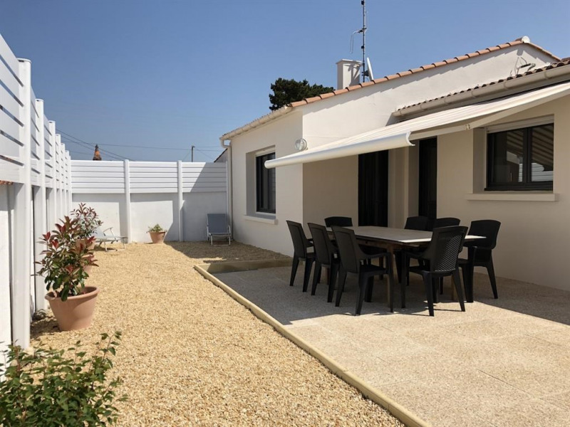 Holiday rentals Jard-sur-Mer - House - 10 persons - BBQ - Photo N° 1