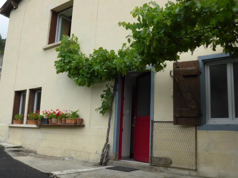 Ferienwohnungen Ax-les-Thermes - Haus - 5 Personen - Gartenmöbel - Foto Nr. 1