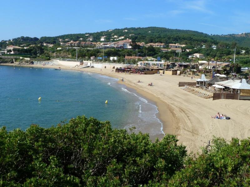 la plage en face appart