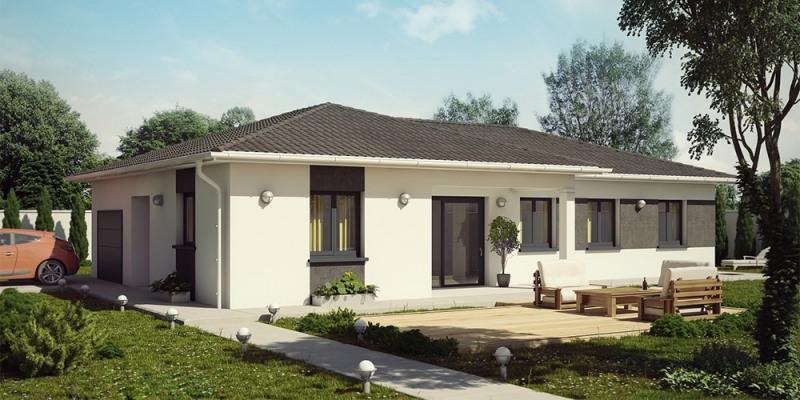 Maison  6 pièces + Terrain 445 m² Messimy sur Saone par DEMEURES CALADOISES / SOCIETE SICOVAR