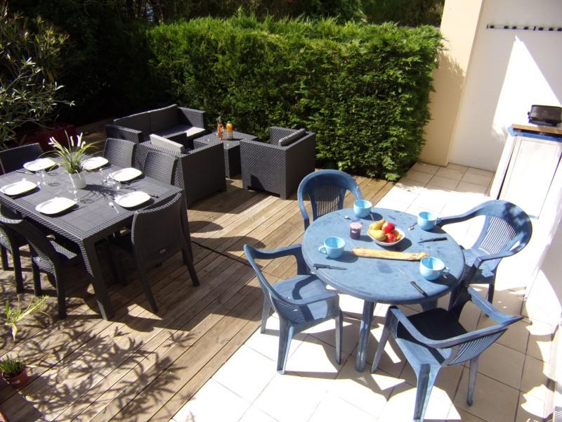 Location vacances Saint-Jean-de-Luz -  Appartement - 8 personnes - Barbecue - Photo N° 1