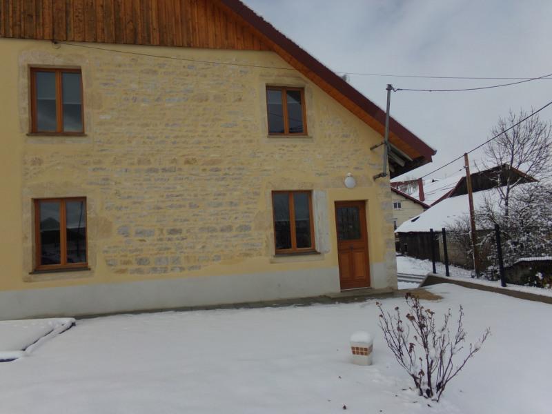 Ferienwohnungen Chaffois - Hütte - 6 Personen - Grill - Foto Nr. 1