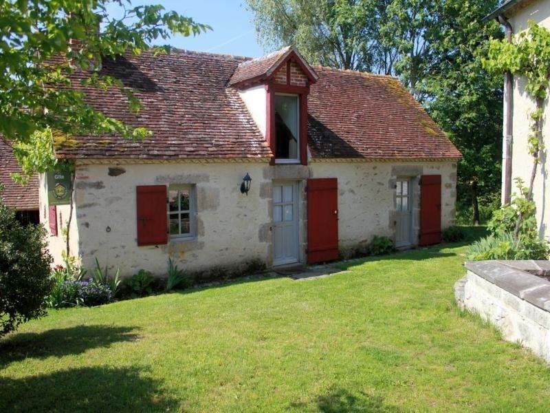 Location vacances Vernusse -  Maison - 3 personnes - Barbecue - Photo N° 1