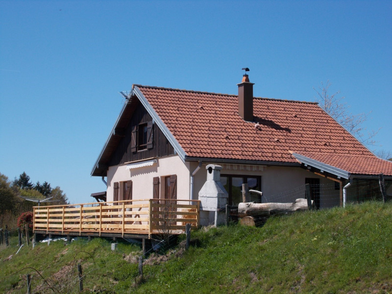 The high Vosges lodging of mountain Agri- ecotouri - Saulxures-sur-Moselotte