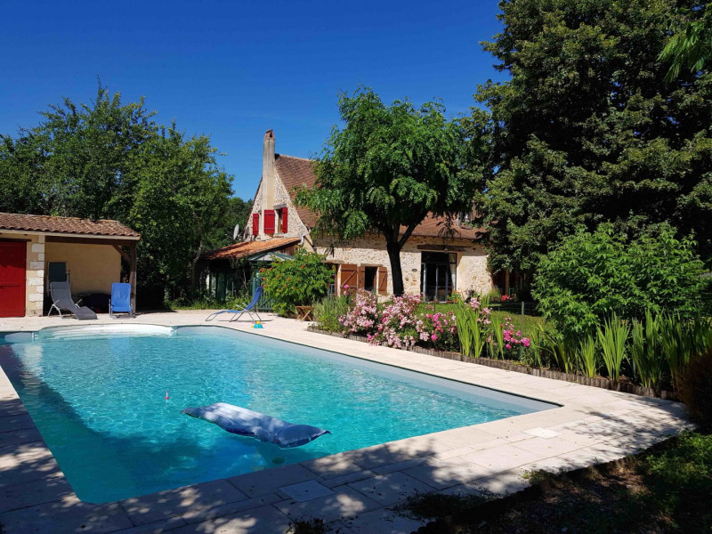 Location vacances Issac -  Gite - 8 personnes - Barbecue - Photo N° 1