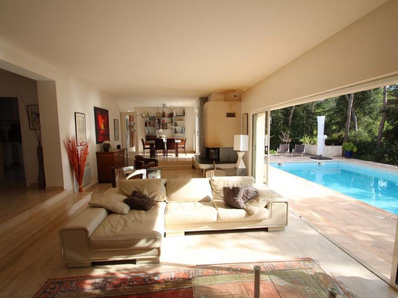 Villa confortable familliale avec piscine Cote d'azur