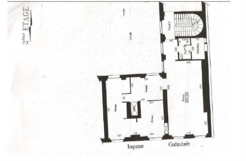 location bureau paris 4 me arsenal 75004 bureau paris 4 me arsenal de 146 m ref 606060. Black Bedroom Furniture Sets. Home Design Ideas