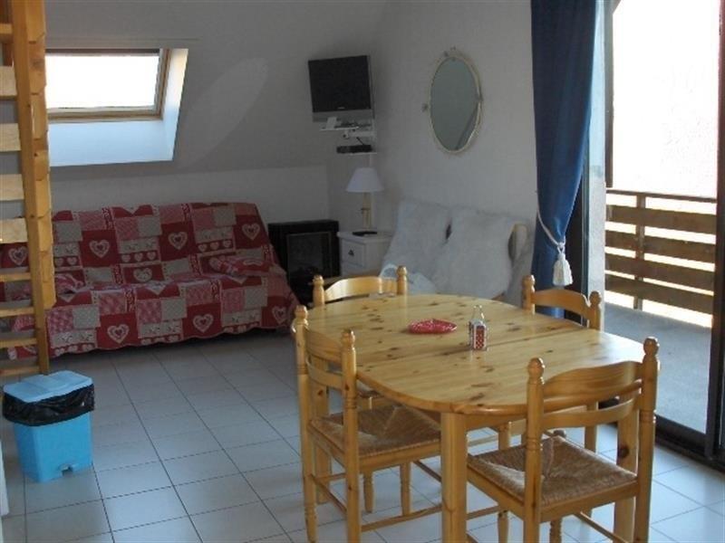 Appartement T3 8 personnes vue vallée Chabrières 49 Réallon