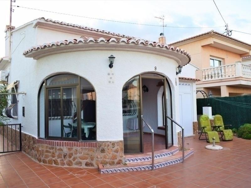 Location vacances Oliva -  Maison - 6 personnes - Télévision - Photo N° 1