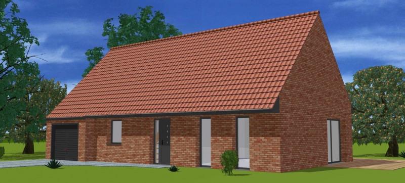 Maison  5 pièces + Terrain 450 m² Bersée par Maison Familiale - Lille