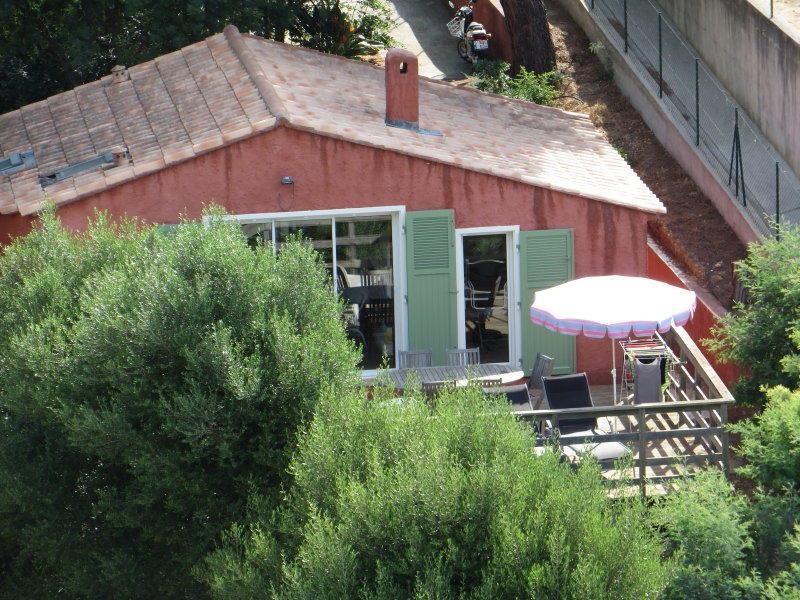 Location vacances Le Lavandou -  Maison - 6 personnes - Barbecue - Photo N° 1