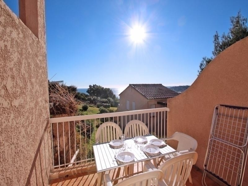 Location vacances Sainte-Maxime -  Appartement - 5 personnes - Jardin - Photo N° 1