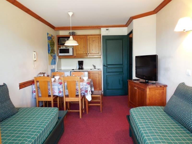 Location vacances La Plagne-Tarentaise -  Appartement - 5 personnes - Balcon - Photo N° 1