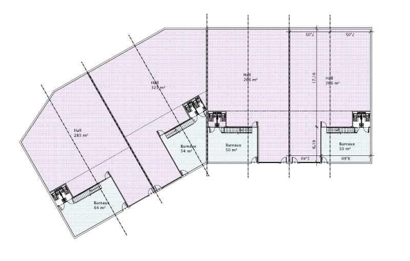 Location Local d'activités / Entrepôt Aubagne