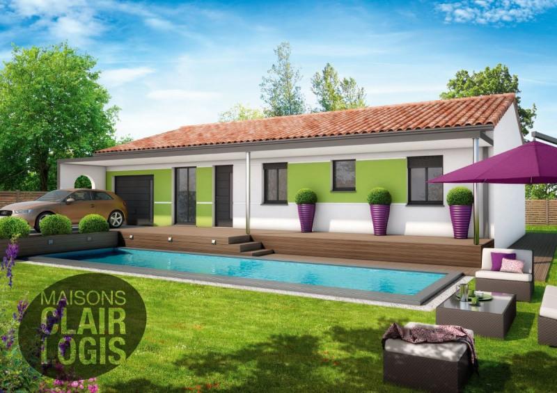 Maison  4 pièces + Terrain 2500 m² Beaufort par MAISONS CLAIR LOGIS TOULOUSE-SUD