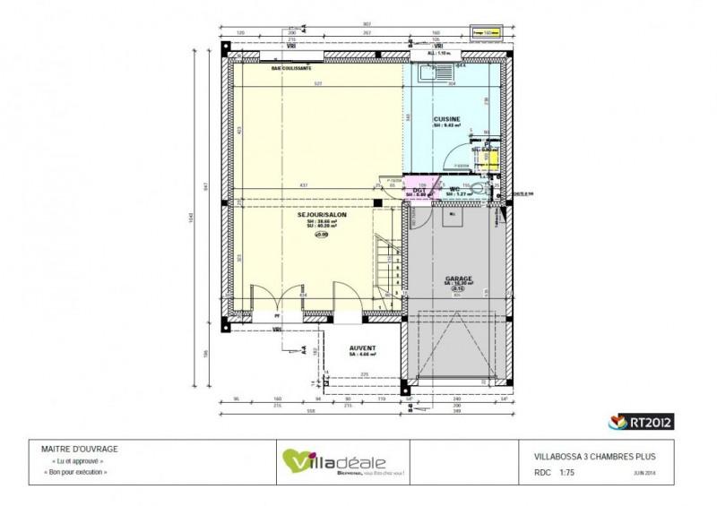 Vente maison 5 pi ces et plus malville maison projet de for Vente projet de construction