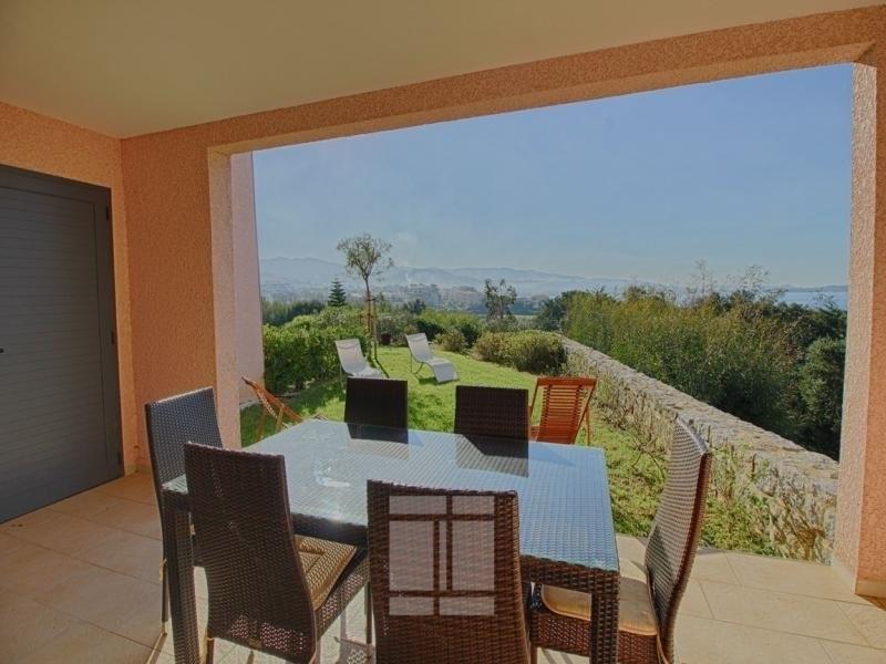 PORTICCIO-Très bel appartement avec jardin  F3- Le mas du soleil
