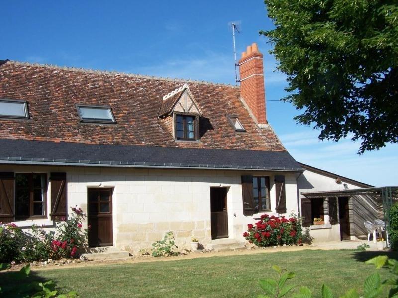 Location vacances Saint-Épain -  Maison - 8 personnes - Barbecue - Photo N° 1