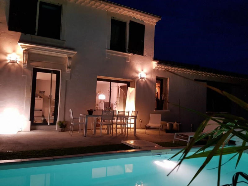 Location vacances Valréas -  Gite - 4 personnes - Barbecue - Photo N° 1