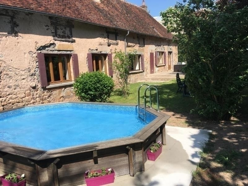 Location vacances Ygrande -  Maison - 6 personnes - Barbecue - Photo N° 1