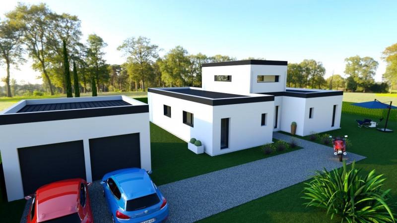 """Modèle de maison  """"Maison Saint Médard 6 pièces"""" à partir de 6 pièces Gironde par ALAIN PIERRE CONSTRUCTIONS"""