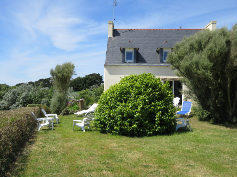Location vacances Plovan -  Maison - 9 personnes - Barbecue - Photo N° 1