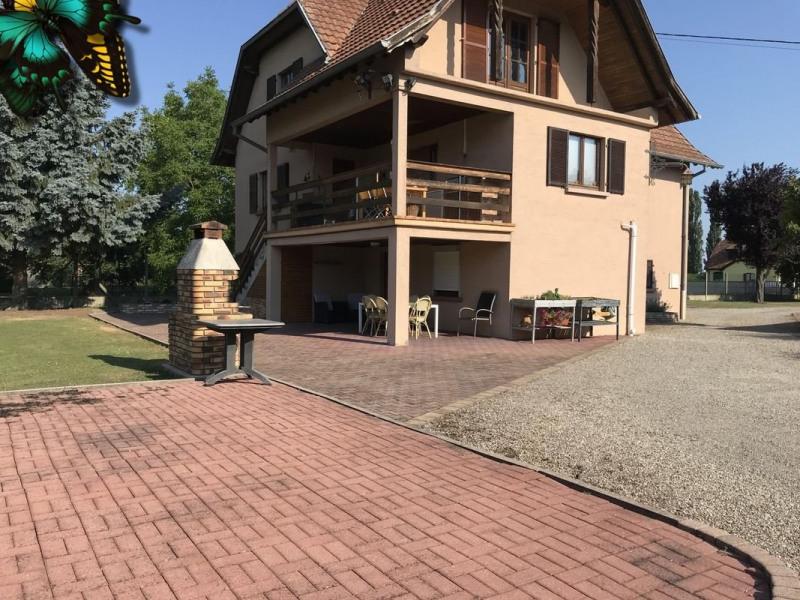 Location vacances Baldenheim -  Gite - 4 personnes - Barbecue - Photo N° 1
