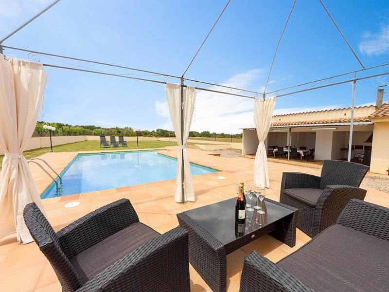 Location vacances Forallac -  Maison - 7 personnes - Barbecue - Photo N° 1