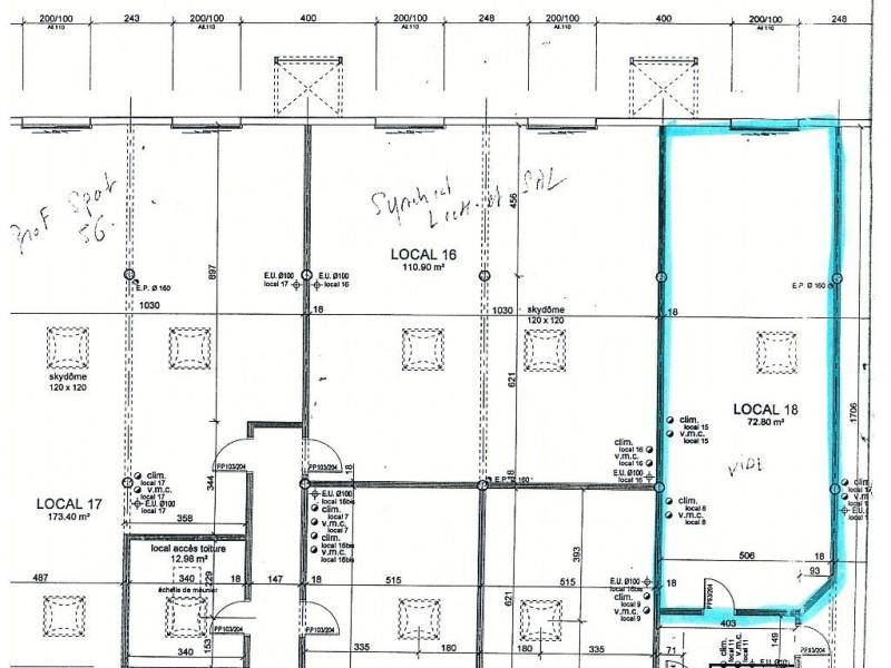 Location bureau vannes morbihan 56 72 m r f rence n 49 for Bureau 56 vannes