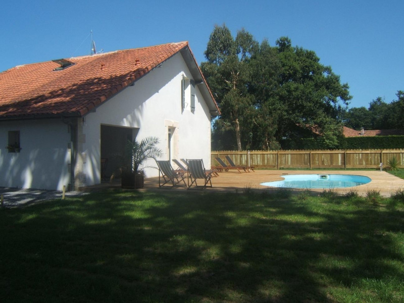 Location vacances Soustons -  Maison - 8 personnes - Barbecue - Photo N° 1