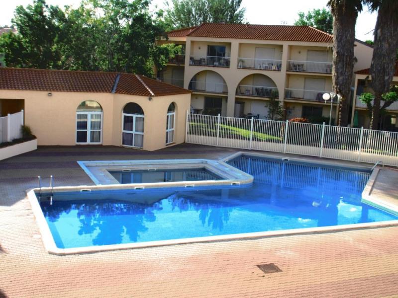 Location vacances Canet-en-Roussillon -  Appartement - 4 personnes - Court de tennis - Photo N° 1