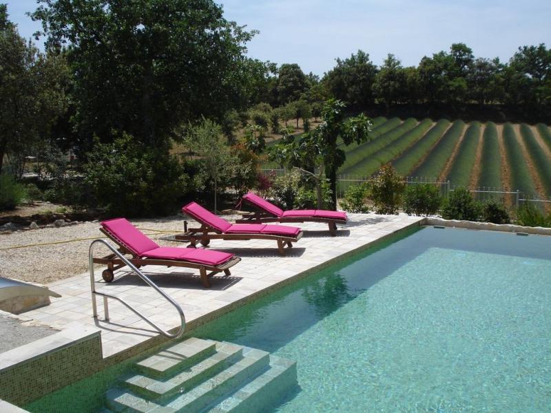 Ferienwohnungen Montbrison-sur-Lez - Haus - 6 Personen - Grill - Foto Nr. 1