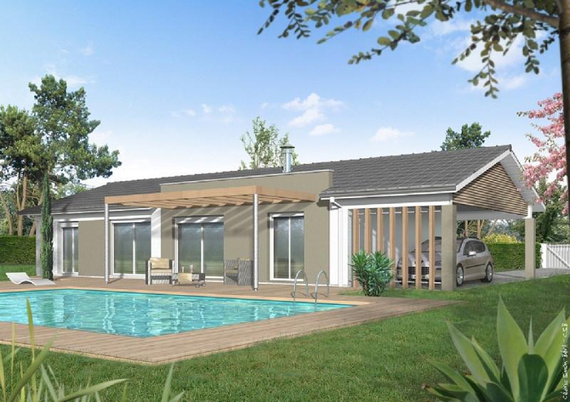 Maison  7 pièces + Terrain 1000 m² Coimères par MAISONS QUADRI