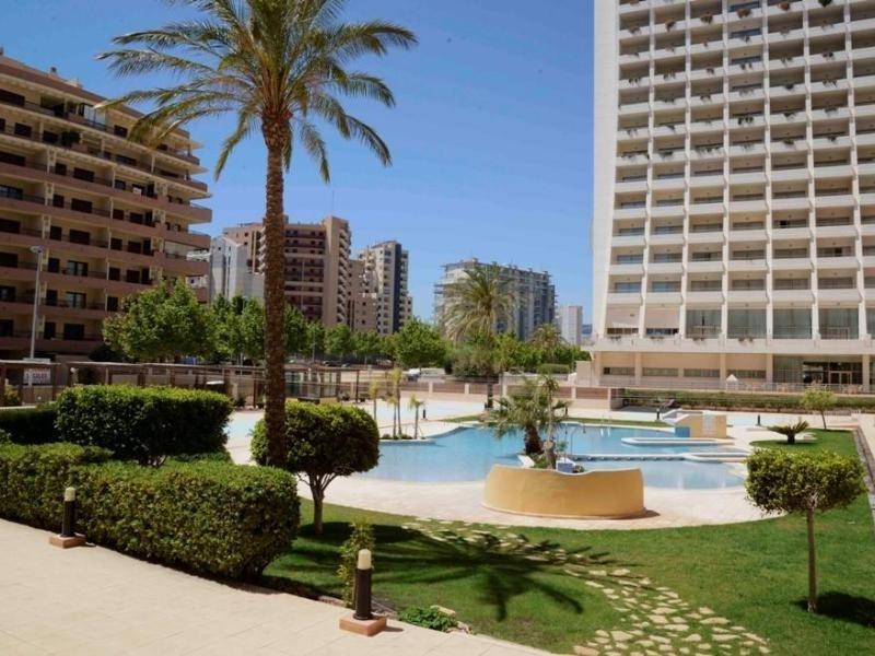 Location vacances Calp -  Appartement - 6 personnes - Jardin - Photo N° 1
