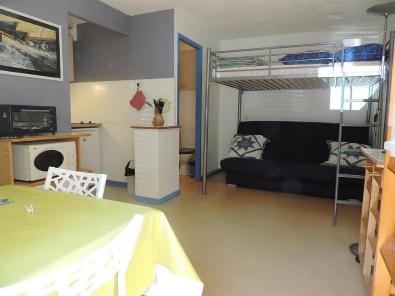 Studio pour 4 pers. avec parking privé, La Rochelle